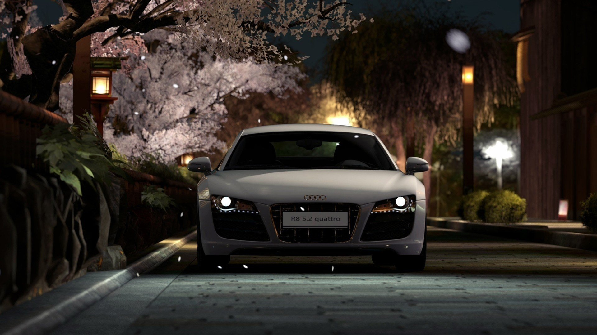 Latest Audi R8 Video Games Gran Turismo 5 Car Wallpapers Hd Free Download