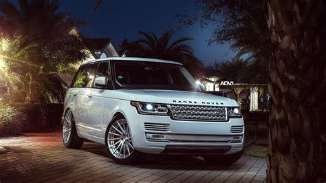 Latest Range Rover Wallpaper Collection For Free Download