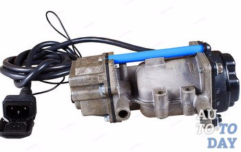 CAR ENGINE HEATER PARKING COOLANT PREHEATER 220V 1.5KW 1500W 70°C FITS ALL CARS
