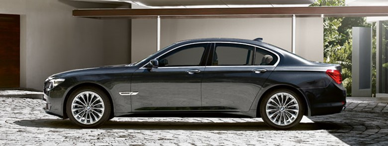 BMW 7-Series начинает продажы