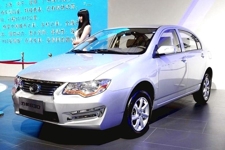недорогой автомобиль из Китая