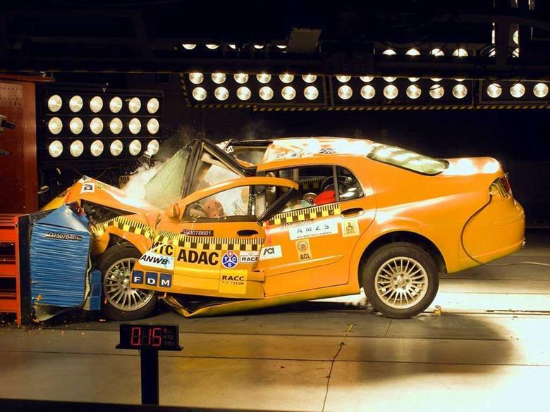 пассивная безопасность автомобиля