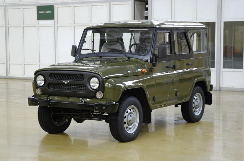 УАЗ-469, фото