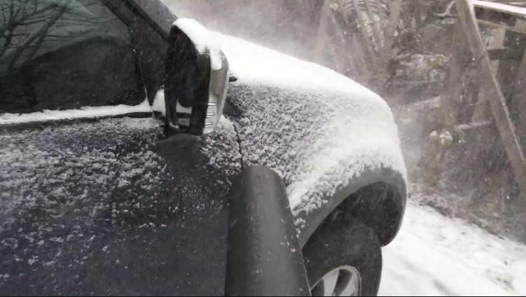 Воздуходувка для сдувания снега