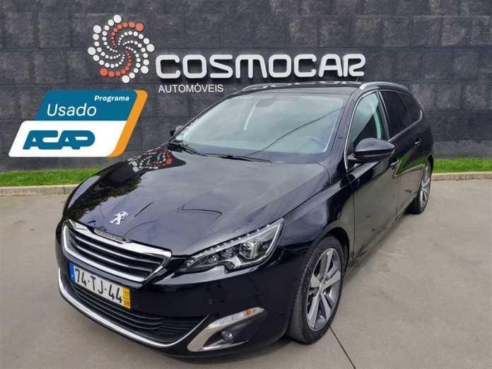 Peugeot 308 1 6 E Hdi Allure 115cv 5p 115cv 5p 16 900 Auto Sapo