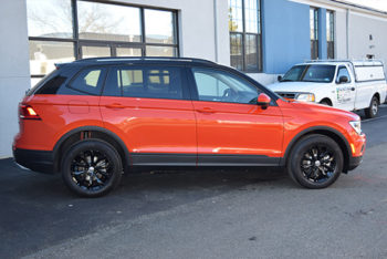 VW Tiguan Rover Package