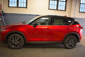 Mazda CX-5 Rover Package
