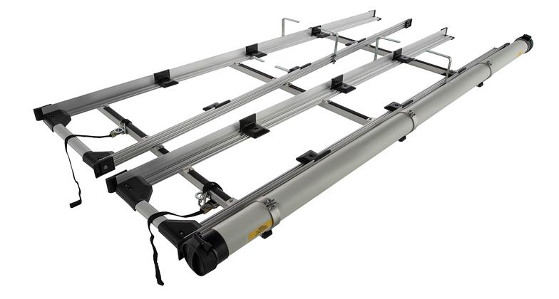 rhino ladder rack multi slide