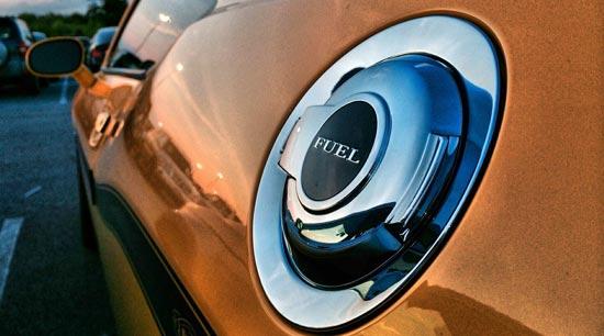 car fuel economy gas cap mpg