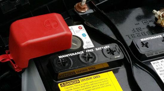 Dead battery car wont start needs a jump