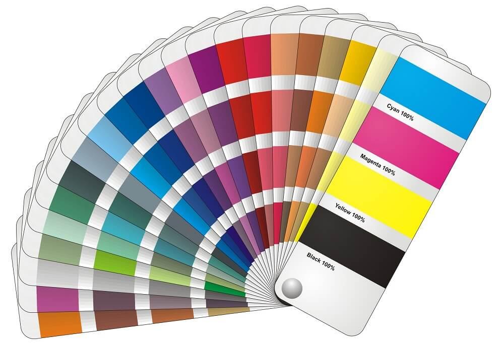 Kolorowe lakiery samochodowe