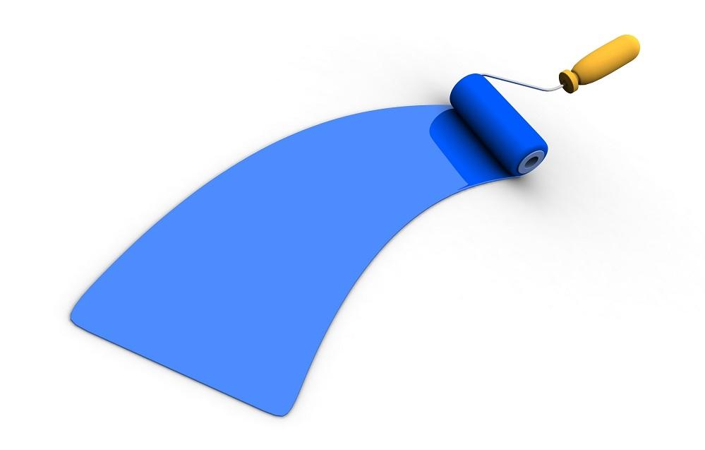 Wykorzystywanie niebieskiego lakieru samochodowego