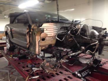 Ford Mustang: Before