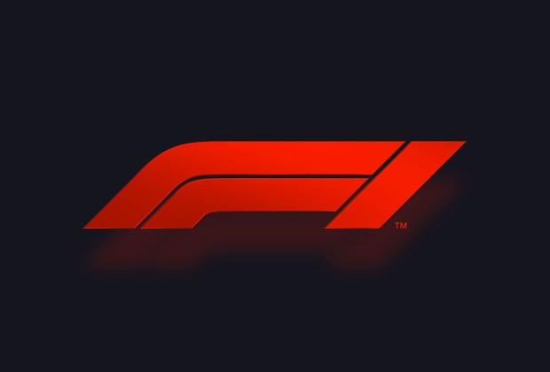 Formula One restyled logo