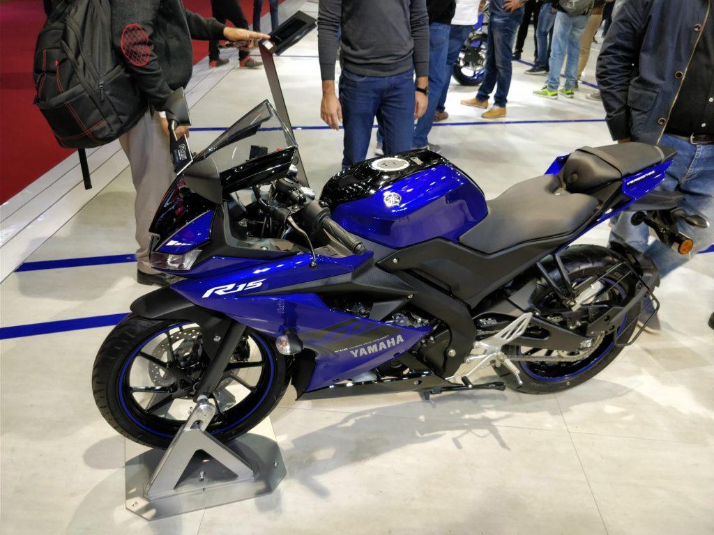 Auto Expo 2018: Yamaha R15 V3