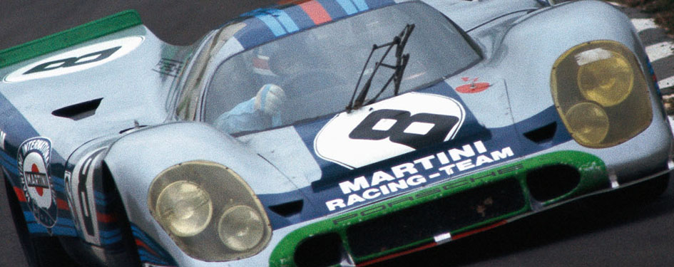 Buchbesprechung – Porsche Rennwagen 1953 bis 1975
