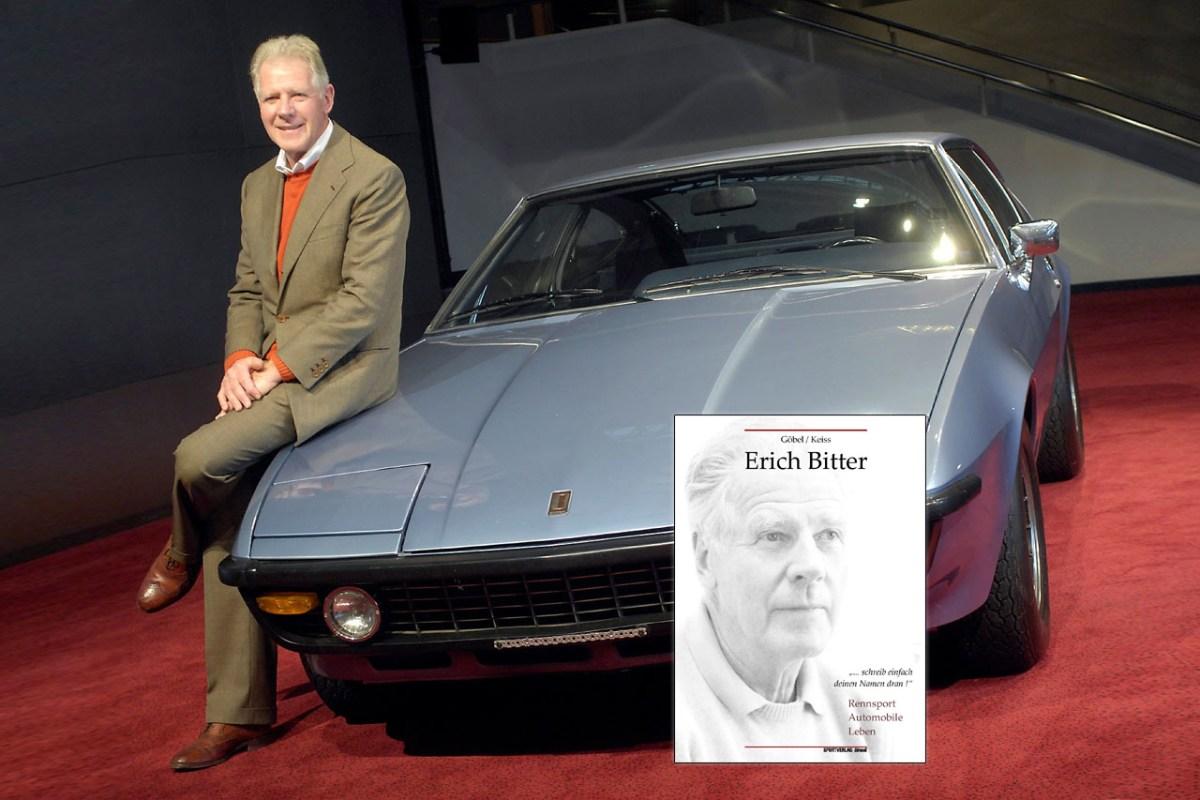 Buchbesprechung & DVD – Erich Bitter