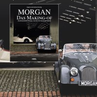 Buchbesprechung – Morgan – Das Making-Of