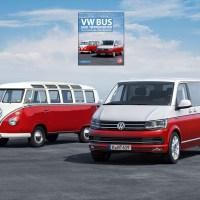 Buch – VW Bus und Transporter