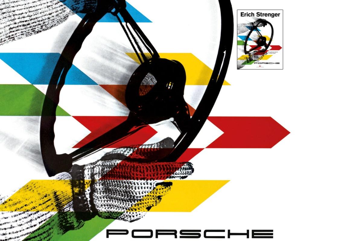 Buch – Erich Strenger und Porsche