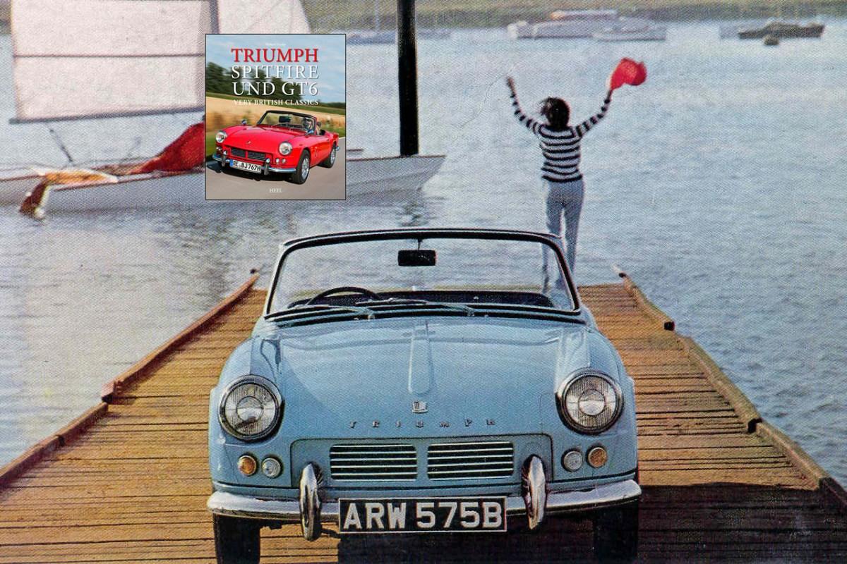 Buch – Triumph Spitfire und GT 6