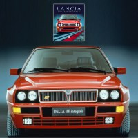 Buch – Lancia Delta Integrale