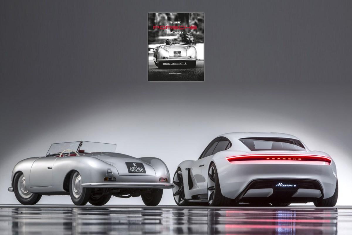Buch – 70 Jahre Porsche Sportwagen