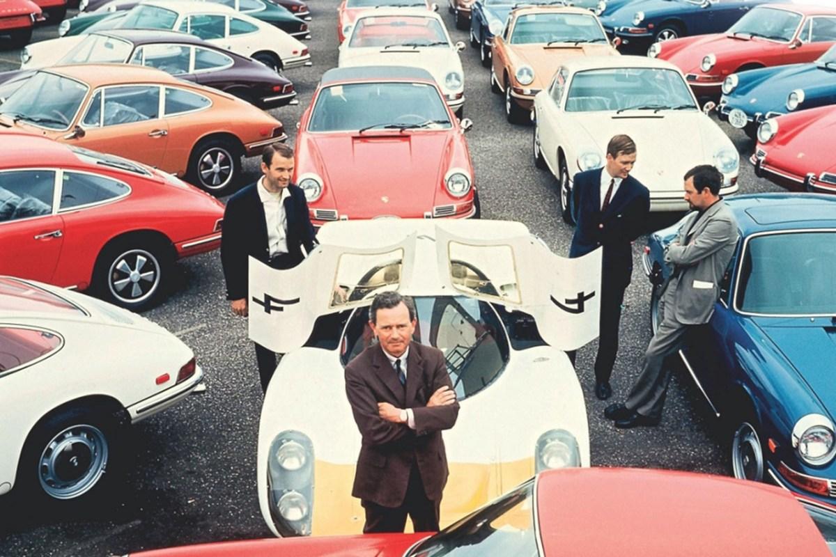 Magazin – Porsche Klassik – 70 Jahre Sportwagen