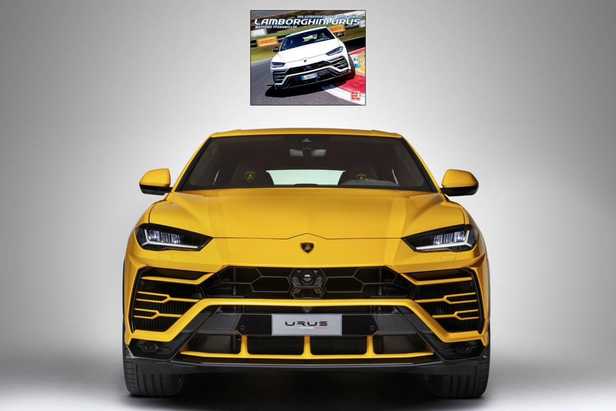 Buch – Lamborghini Urus