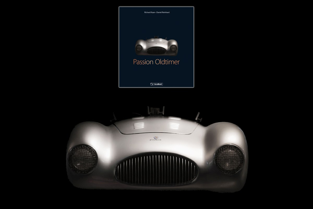 Buch – Passion Oldtimer