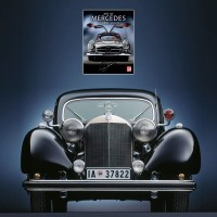 Buch – Art of Mercedes by René Staud