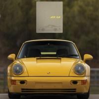 Buch – Porsche 964 Carrera RS 3.8