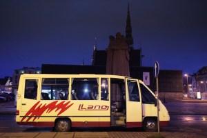 Autobusu noma, bus rent – Iveco