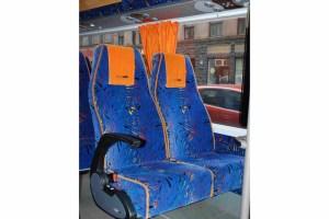 Autobusa noma, bus rent – Mercedes Benz SPRINTER interior