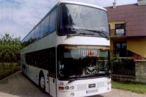 Autobusa noma, bus rent – VAN HOOL