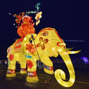 Tūrisma brauciens, ekskursija uz Lietuvu, Gaismas festivāls Ķīnas laternas