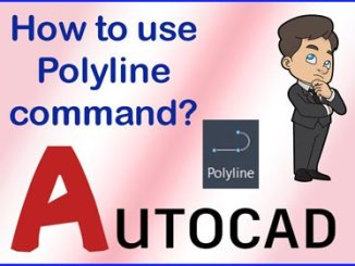 How to join lines to Polyline in AutoCAD