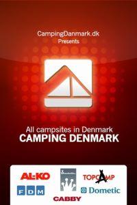 CampDan Camping Denmark App