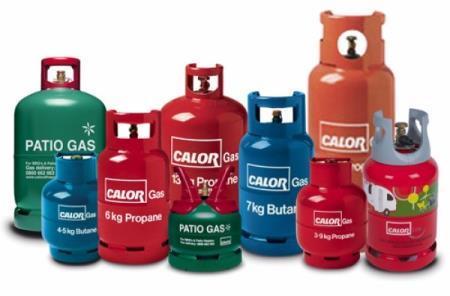 gas  autocamper