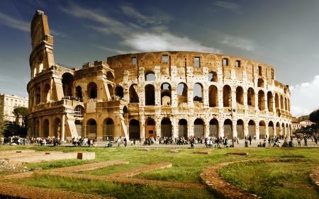 roma autocamper leje italien