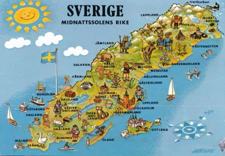 sweden-Leje Autocamper Sverige