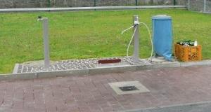 tømning af gråvand i autocampere