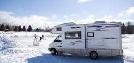 Autocamper Ferie - Vintercamping 2