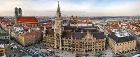 Leje af Autocamper München Tyskland 1