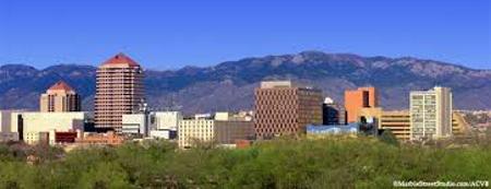 leje autocamper Albuquerque USA