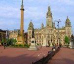 Leje Autocamper Glasgow Skotland