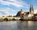 Regensburg - Leje autocamper Regensburg, Tyskland