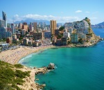Leje Autocamper Alicante Spanien