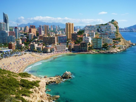 Autocamper udlejning Alicante