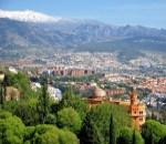 Leje Autocamper Granada Spanien